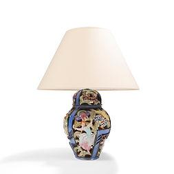 hertha bucher austria wiener werkstatte 1910 ceramic lamp keramik lampen