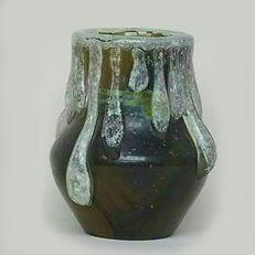 emile galle vase aux larmes verrerie art nouveau