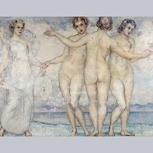 emile baes peintre art deco 1920