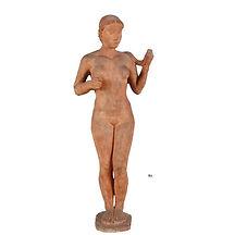 vadim androusov arbus sculpteur terre cuite