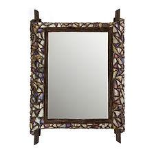 line vautrin miroir torah papyrus 1960 talosel verre violet