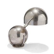félix aublet lampe moderniste UAM métal 1930 mallet stevens herbst jourdain eileen gray pierre chareau lurçat martel djo bourgeois
