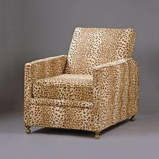 ruhlmann jacques emile rare fauteuil canon 1920 art deco inédit