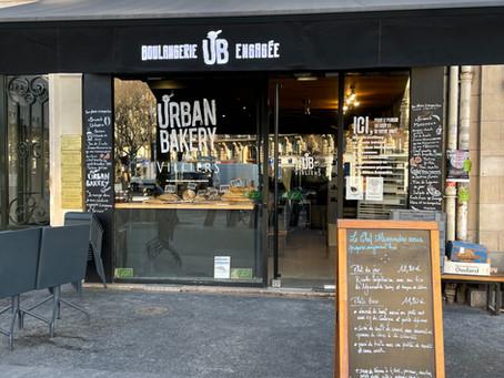 Allez découvrir la boulangerie engagée Urban Bakery, 5 boutiques à Paris !