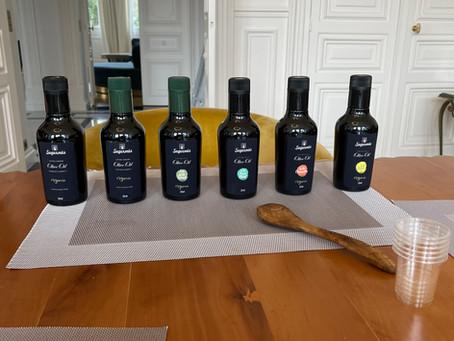 Les huiles d'olive d'exception du domaine de Segermès