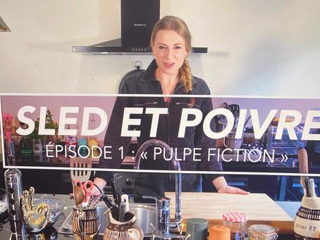 """SLED ET POIVRE - Épisode 1 : """"Pulpe Fiction"""""""