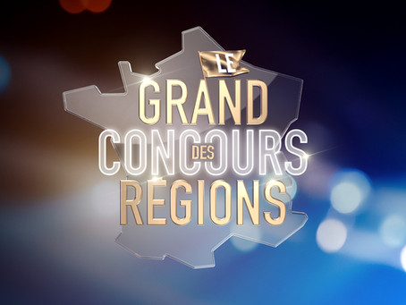 Demain à 21h05, c'est le Grand Concours des Régions sur France 3 !