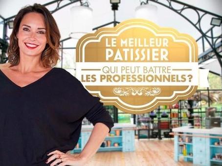 Ne loupez pas le prochain épisode du Meilleur Pâtissier - Qui peut battre les professionnels sur M6