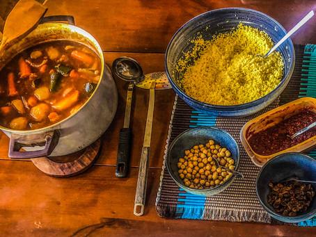 Ça y est : la recette du couscous est arrivée !