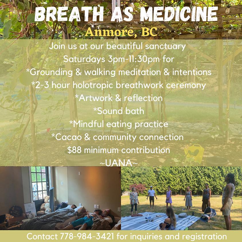 Breath As Medicine