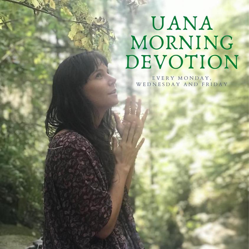 UANA Morning Devotion