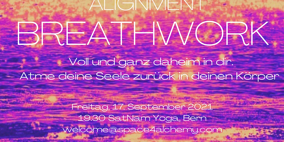 Alignment Breathwork