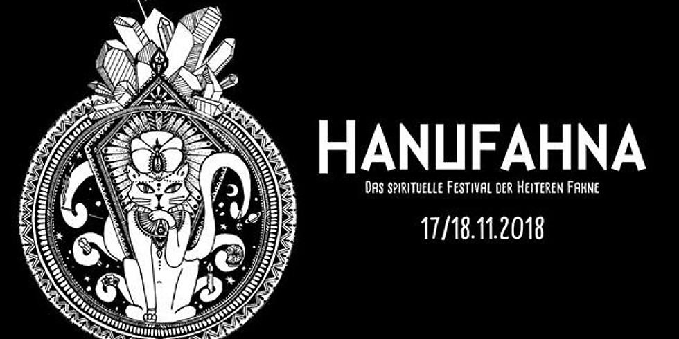 Atme dich frei am Hanufahna Festival