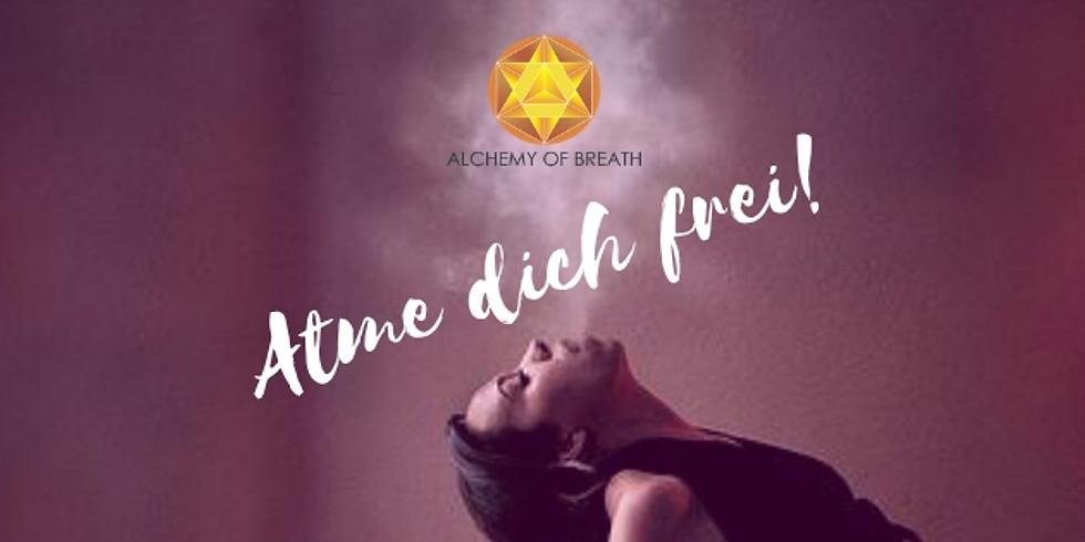 Atme dich frei!