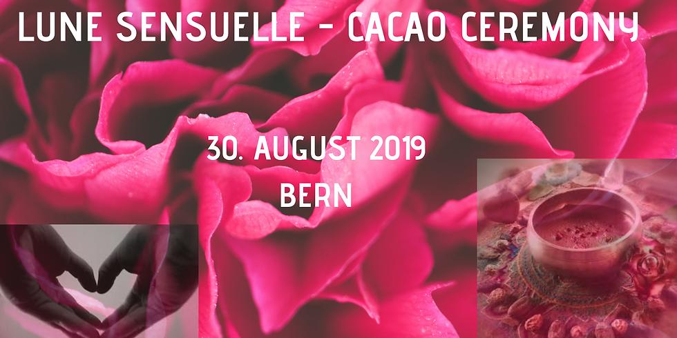 Lune Sensuelle - Cacao Ceremony