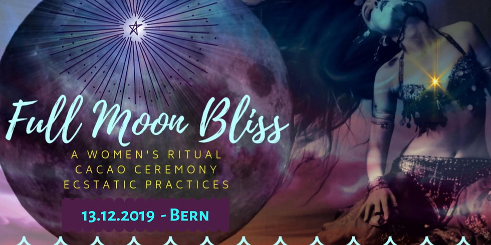 Fullmoon Bliss- Women Cacao Ceremony