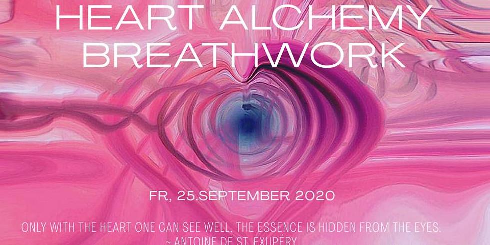 Heart Alchemy Breathwork