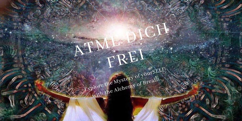 Atme dich frei ♡  Alchemy of Breath