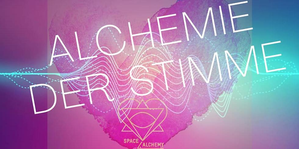 Alchemie der Stimme- Lightlanguage and Soulsong