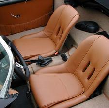 Classic Speedster Seat