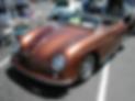 JPS Motorsports Custom 356 Speedster Replica Bronze