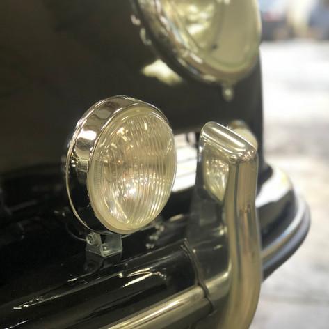 Driving Lights White