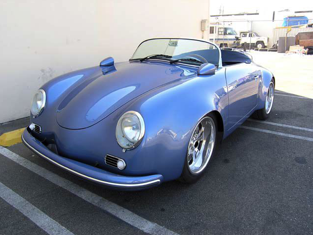 CUSTOM Wide Body Speedster