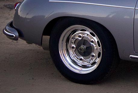 Wide Five Chrome Wheels