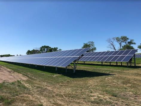 Standing Rock Solar Array