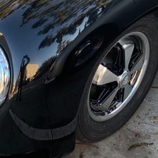 Fuchs-style alloy wheels