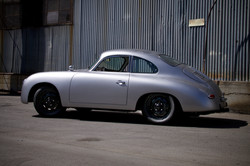 Outlaw Coupe Silver