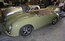 JPS Motosports 356 speedster replica fuchs alloys