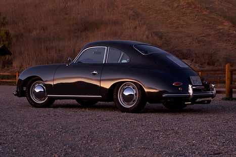 JPS Motorsports Custom 356 Replica Speedster or Coupe
