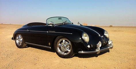 JPS Custom Speedster