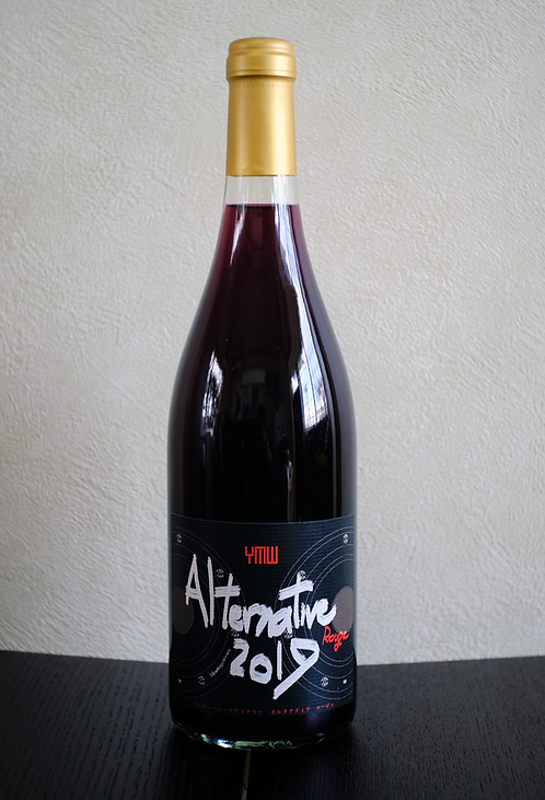 YellowMagicWinery  Alternative Rouge 2019