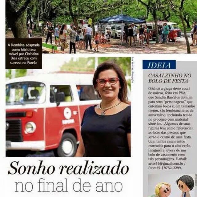 Na coluna da Célia Ribeiro