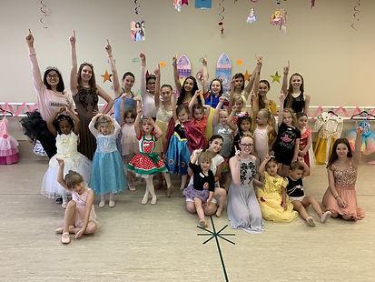 Pointe Academy Dance Center