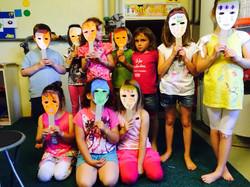 mask family