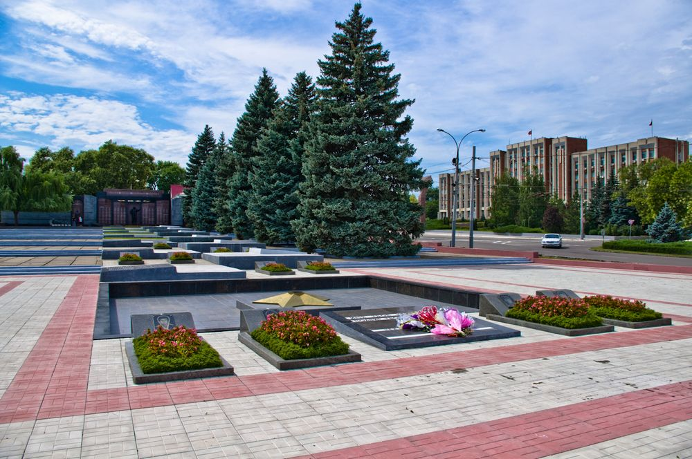 Tiraspol glory memorial