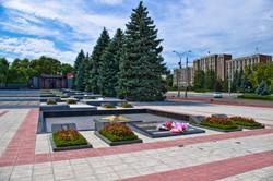 Tiraspol glory memorial