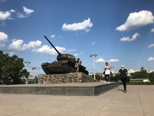 Tiraspol Military Glory Memorial