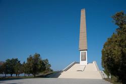 Kitskany military glory obelisk
