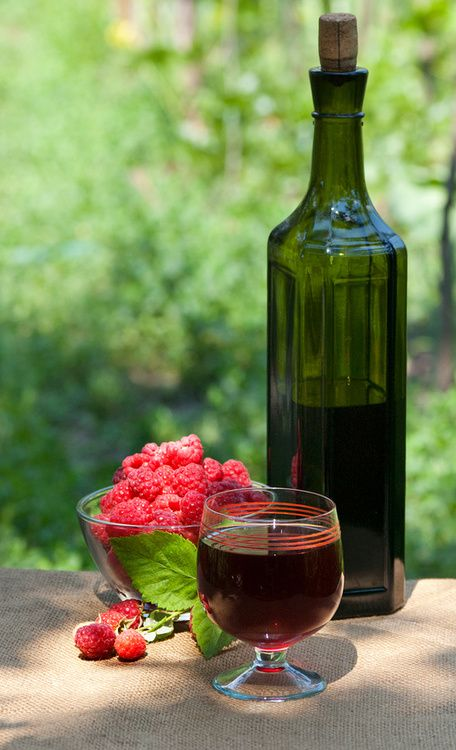 Homemade wine