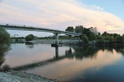 Bridge over Dniester
