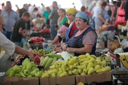 Tiraspol Green market