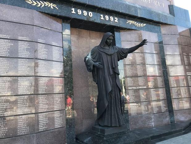 Tiraspol Military Glory Memorial.JPG