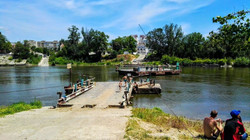 Tiraspol Pontoon Ferry