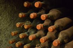 Kvint distillery cellars