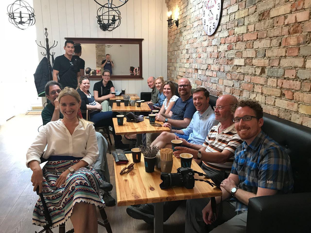 Tiraspol Coffeeshop