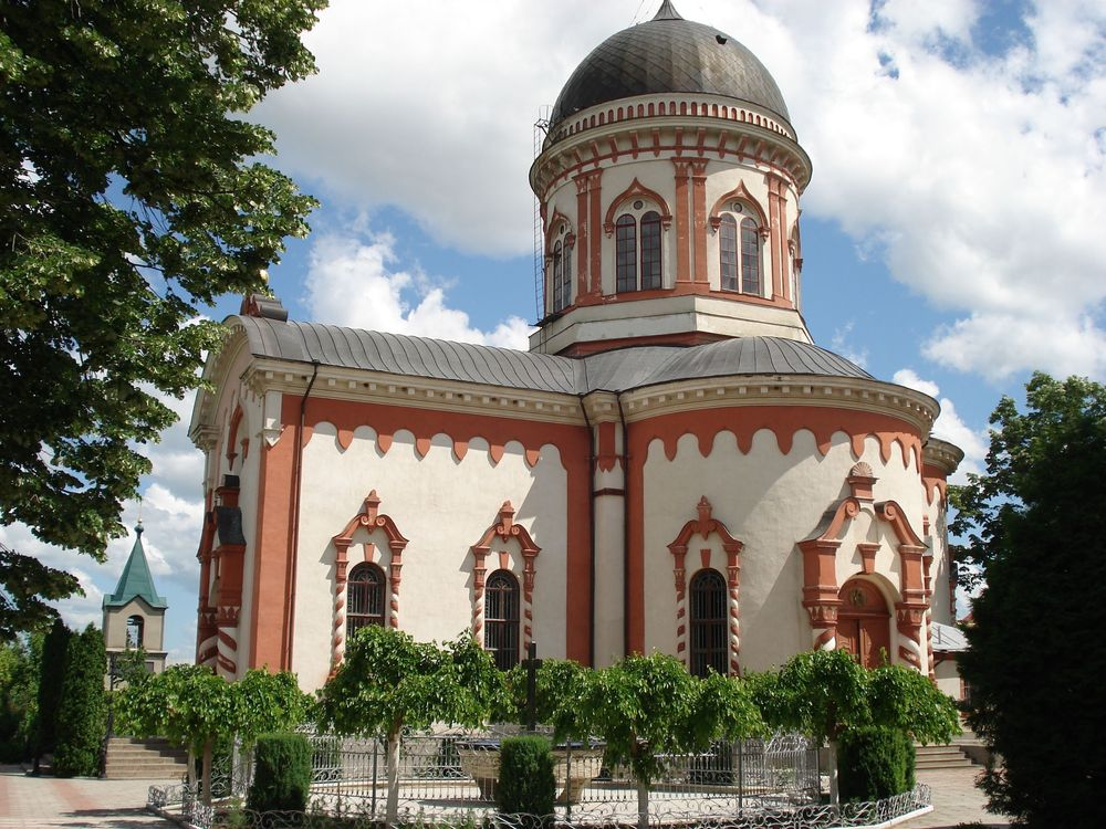 Kitskany Assumption Cathedral